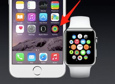 iOS 8 iPhone Activity app