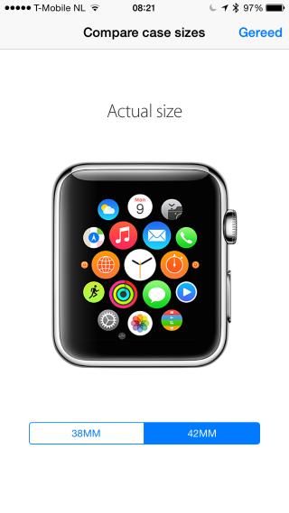 Apple Watch Apple Store App 2 (Custom)