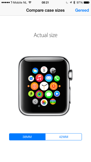 Apple Watch Apple Store App 1 (Custom)