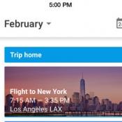 Google Calendar iOS featured