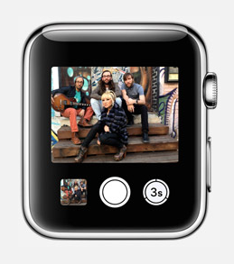 Apple Watch foto's