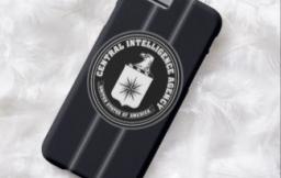 CIA iPhone 6 case