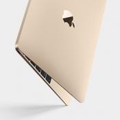 Apple introduceert 12-inch MacBook
