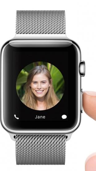 Apple watch friends