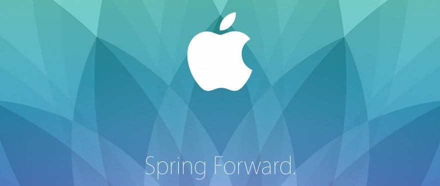 Apple Event Spring Forward