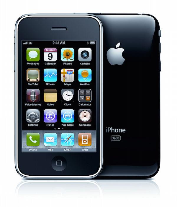 iPhone iOS 3