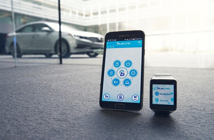hyundai apple watch