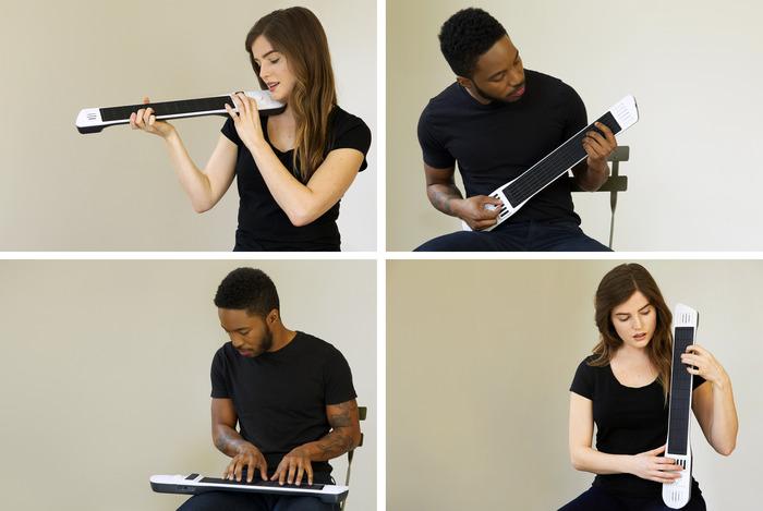 Artiphon Instrument 1 voorbeelden