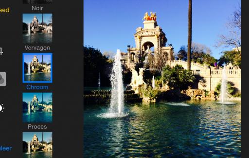 foto's app uitgelicht
