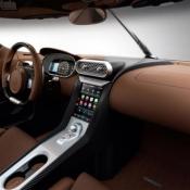 Koenigsegg Regera CarPlay