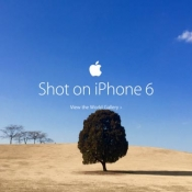 Apple's Shot on iPhone 6-campagne wint prijs in Cannes