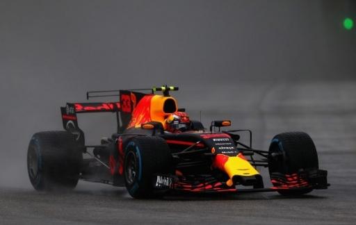 Max Verstappen-auto