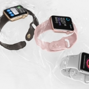 Apple Watch waterproof