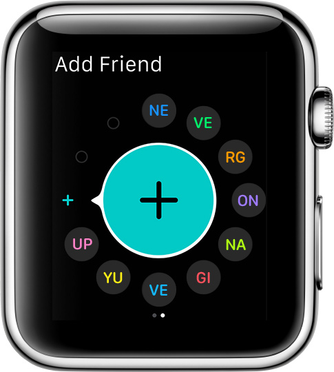 Rickrolling met de Apple Watch.