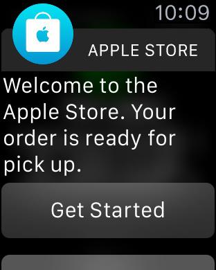 Apple Watch Apple Store 1