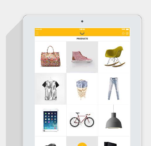 Yellowbag iPad