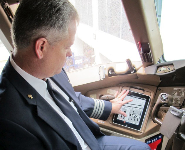 american airlines ipads