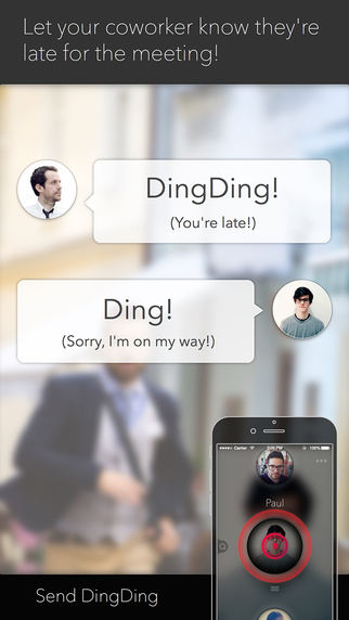 Dingbel iPhone