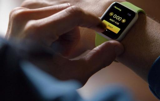 Apple-Watch-start-workout