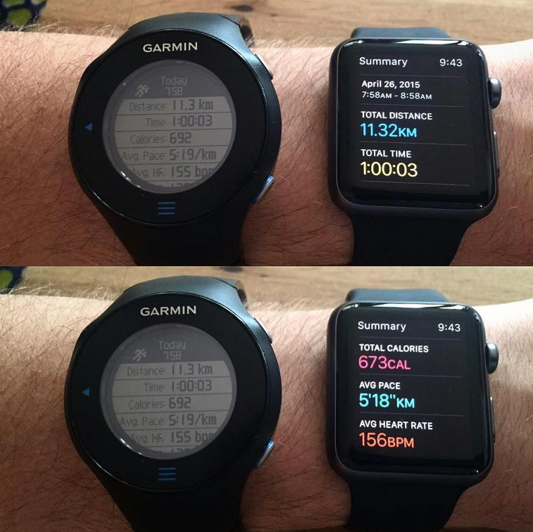 Watch-vs-Garmin-Forerunner-610
