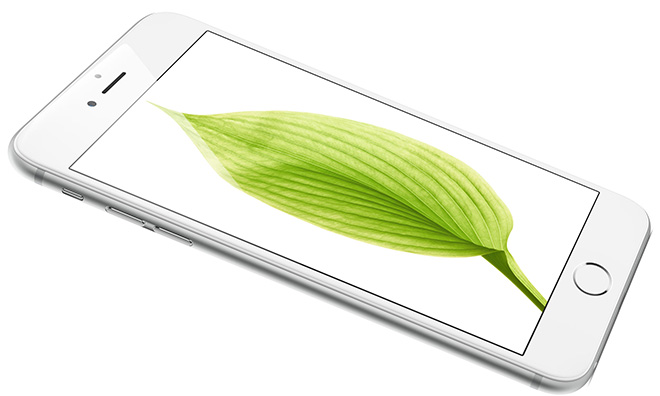 iPhone Leaf