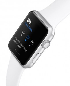 Adobe Behance Apple Watch