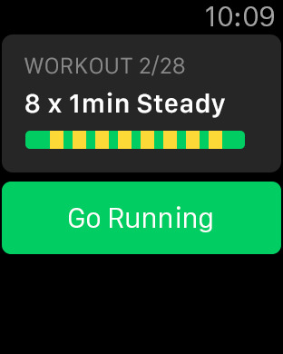 runkeeper apple watch 3