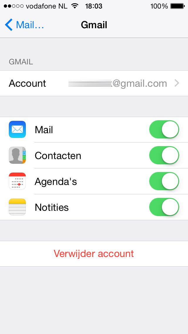 kopieren contacten iphone naar simkaart