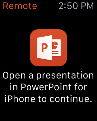 powerpoint apple watch 1