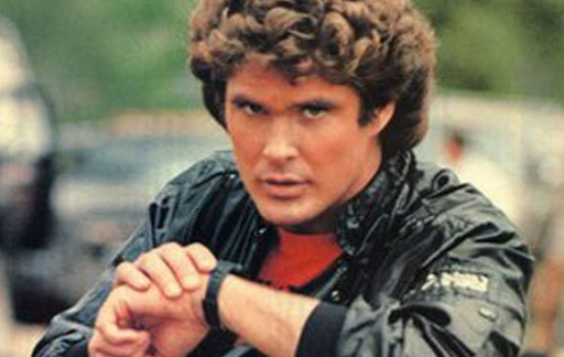 Michael Knight watch