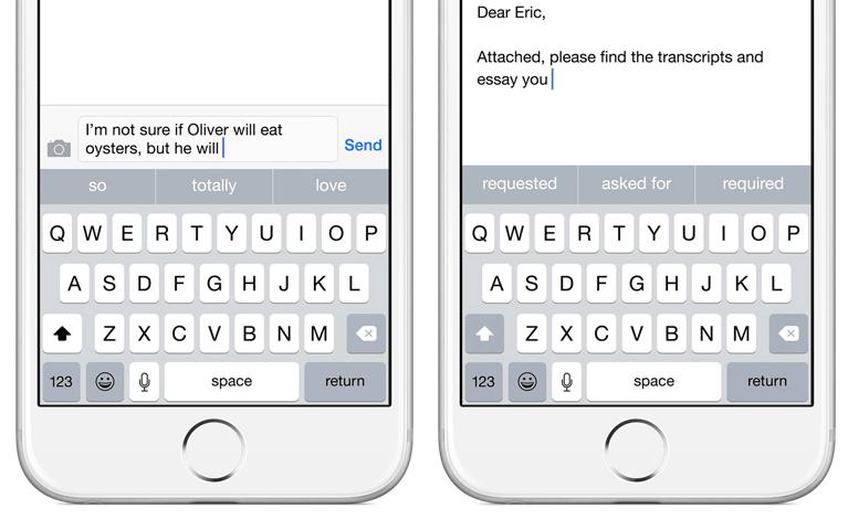 quicktype-iphone