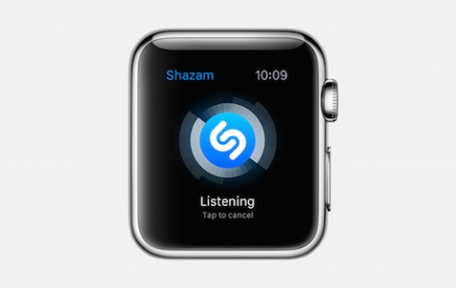 Shazam Apple Watch featured
