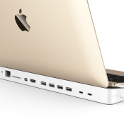 Meer poorten op je 12-inch MacBook dankzij HydraDock, BeeKeeper en meer