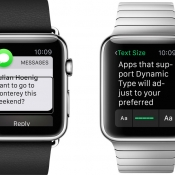 Apple Watch en toegankelijkheid voor mensen met een beperking