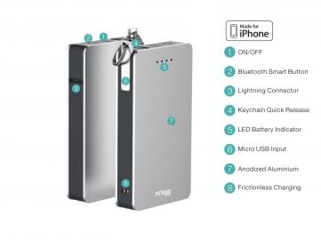 NuKi Portable Battery