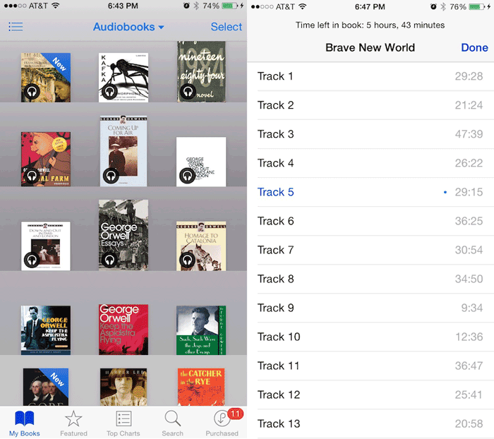 audiobooks-in-ibooks