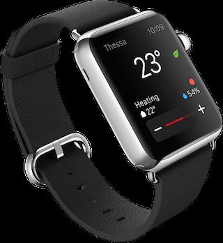Thessa Apple Watch