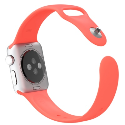 apple watch bandje roze