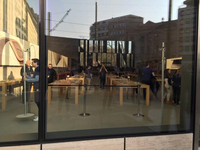 apple watch verkoopstart dusseldorf