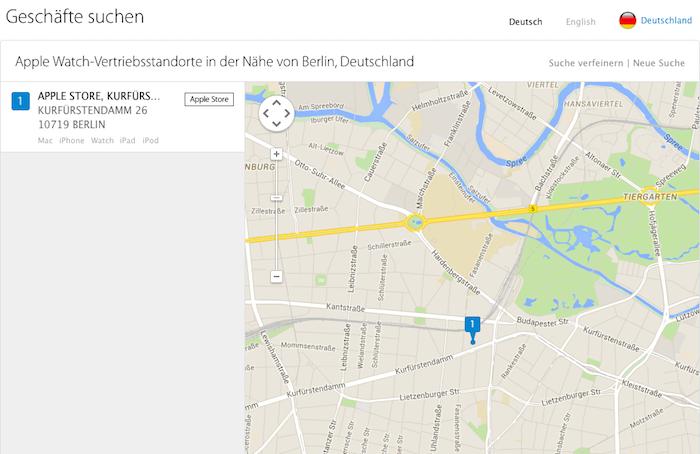apple store edition locatie berlijn