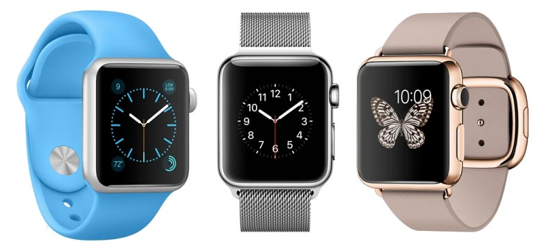 Apple-Watch-drie-modellen