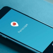 Periscope livestream iPhone