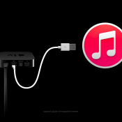 Apple TV herstellen via iTunes