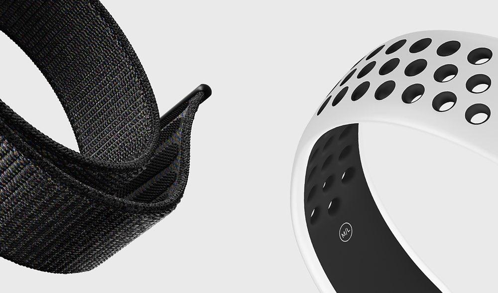 Horlogebandjes: Sport Loop en Nike+ bandje
