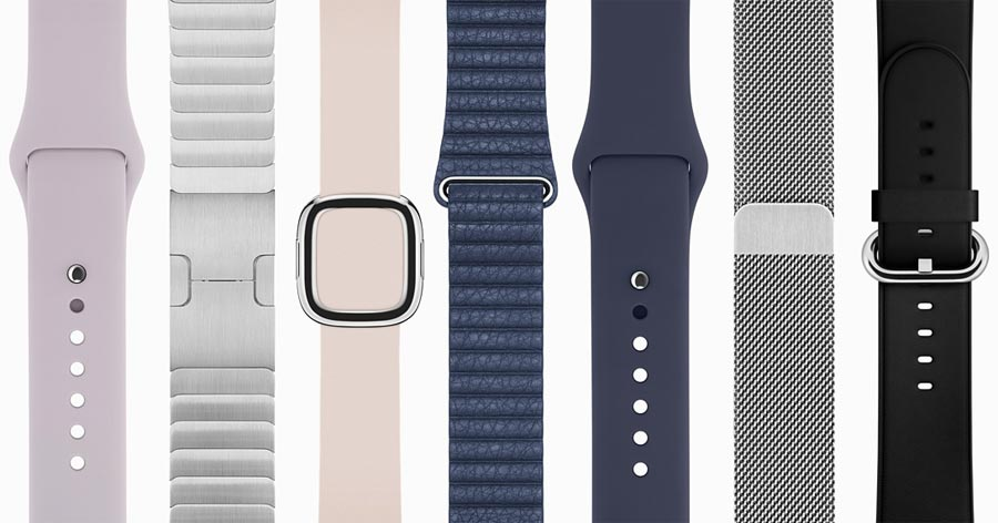 Apple Watch horlogebandjes.
