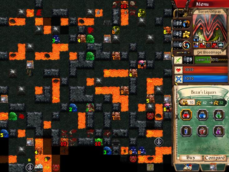 Desktop-Dungeons