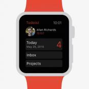 Taken-app Todoist nu ook voor Apple Watch