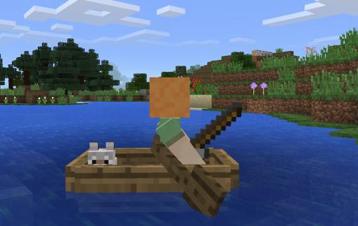 Minecraft-Vissen