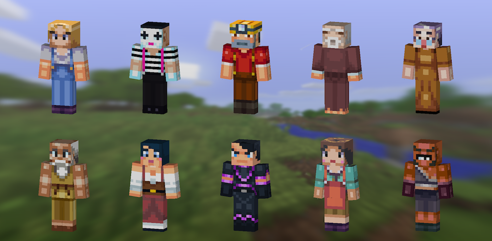 Minecraft-Skins