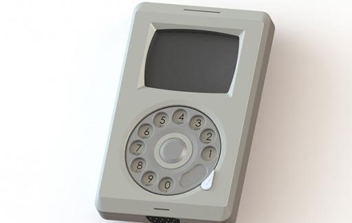 Macintosh-Phone
